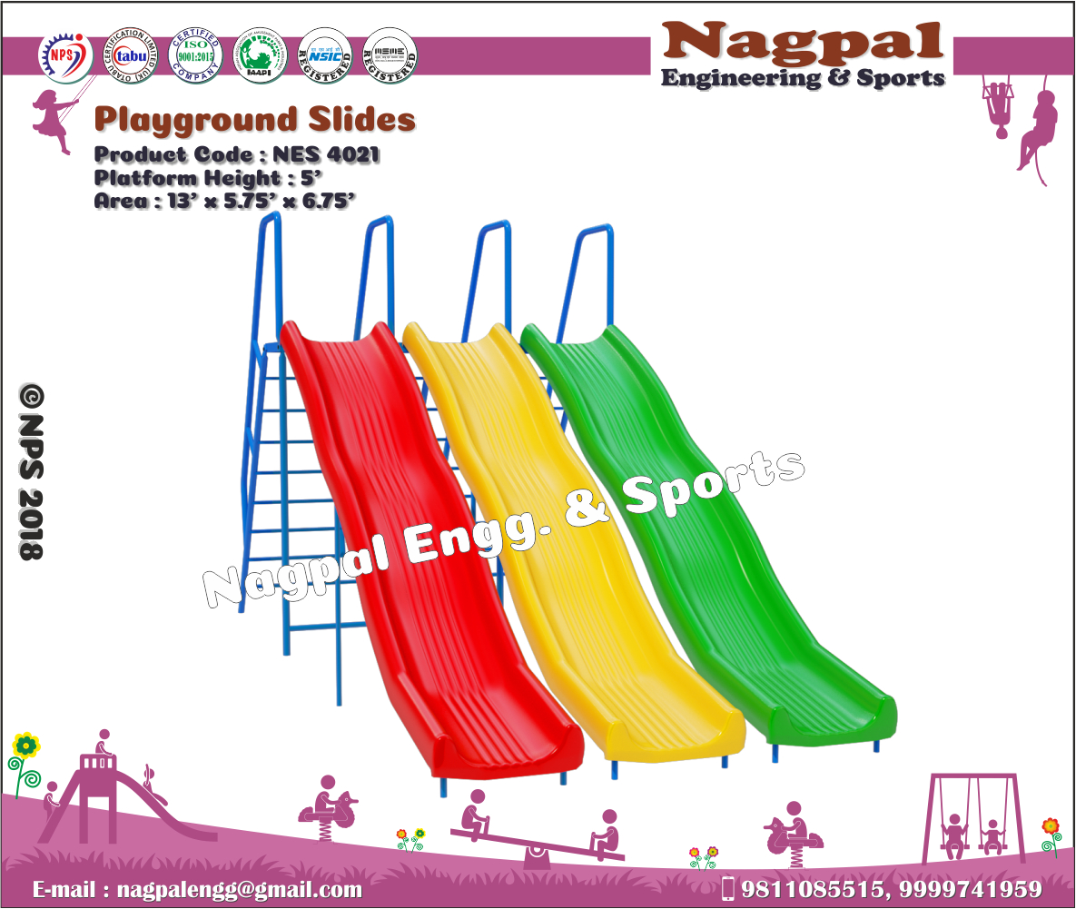 Playground Equipment Manufacturer